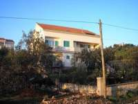 Apartments Tkon Ostojić private accommodation at island Pašman Croatia Adriatic