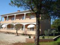 Apartments Villa Sipar vacation in Umag Istria Croatia