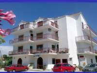 Hostel rooms INN accommodation in Vodice near Šibenik Croatia