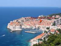 Apartments Jakica accommodation in center of Dubrovnik Croatia