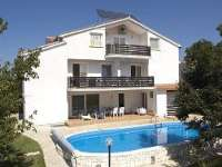 Apartments Vila Marinela accommodation with  swimming pool in Poreč Istria Croatia