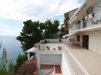 Apartments Jakovic Cebalo accommodation in Brela Croatia