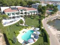 Hotel Villa Radin accommodation in Vodice Croatia vacations