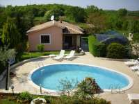 Apartments Villa Mugeba accommodation in Poreč with swimming pool Croatia