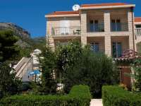 Apartments Villa Jasmin accommodation in Bol, Adriatic island Brač Croatia
