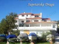 "Apartments  ""Melita""  accommodation in Supetarska Draga at island Rab Croatia"