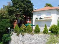 Villa rooms Rio & Magdalena only 30m to the sea accommodation at island Rab Croatia