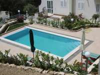 Apartments Tafra accommodation with swimming pool in Lokva Rogoznica Croatia