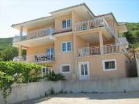 Apartments Slavka Grubišić (Grubisic), accommodation Primošten Croatia