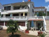 Apartments Villa Marie vacation in Selce Croatia