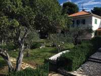 Apartments Villa Merara Sevid near Trogir to sea only 10 m Croatia